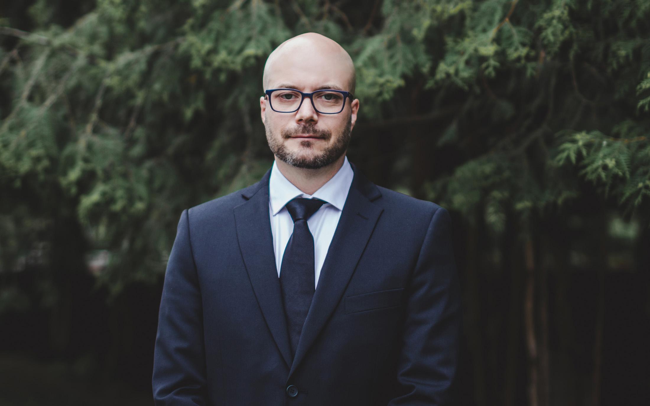 Yrittäjä Petri Kuusiniemi